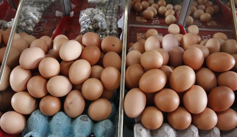 consumo producción huevos: Consumo de huevo alcanza cifra record en el primer trimestre
