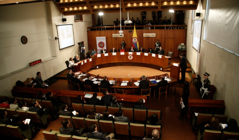 Corte Constitucional fallo de segunda instancia: Corte Constitucional aclaró que segunda instancia para aforados será a partir de abril de 2016