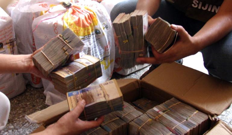 EE.UU. rastrea con autoridades colombianas el dinero de las Farc ...