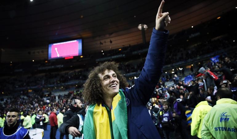 Brasil excluye a Marcelo y David Luiz de lista provisional para la Copa América