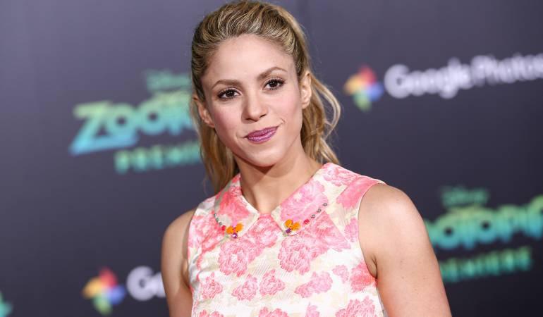 Premios Billboard 2016: Shakira saca la cara por Colombia: Shakira, la colombiana más premiada de los Premios Billboard Latinos