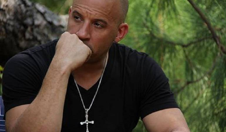 La conmovedora foto con la que Vin Diesel recuerda a Paul Walker