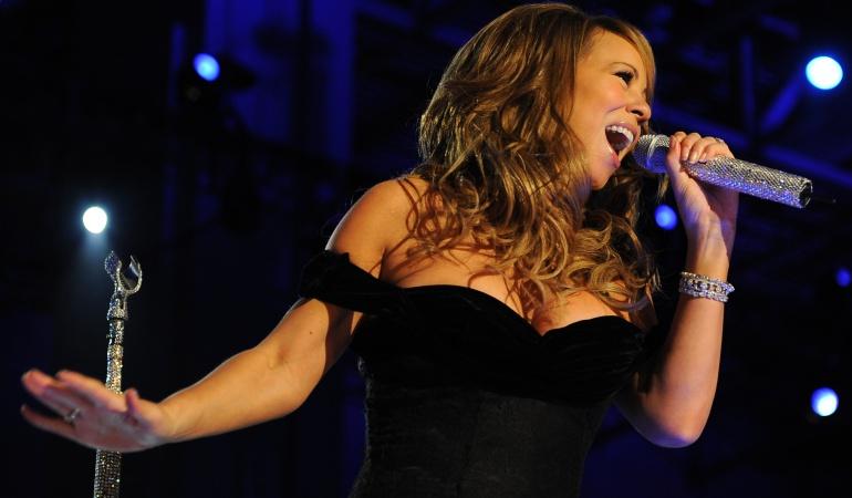 La dieta de Mariah Carey: Mariah Carey hace una dieta rigurosa de solo pescado