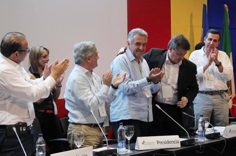 Respaldo al Proceso de Paz, en instalación de Conferencia Iberoamericana del Trabajo