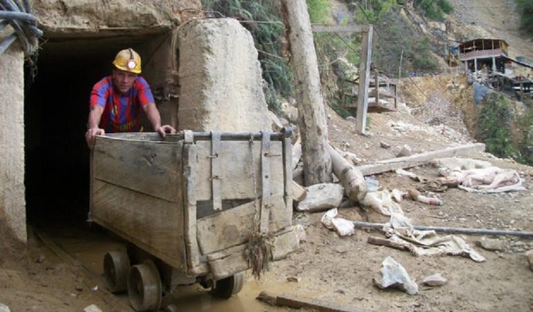 Mineros perciben menor calidad de vida que la población agrícola en Boyacá: Mineros perciben menor calidad de vida que la población agrícola en Boyacá