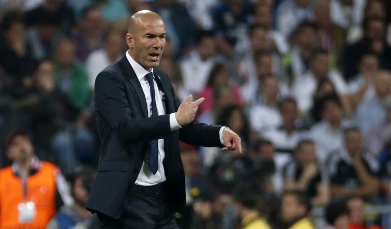 Zidane algo hago bien: Soy el entrenador de este equipo, algo bien lo hago seguro: Zidane