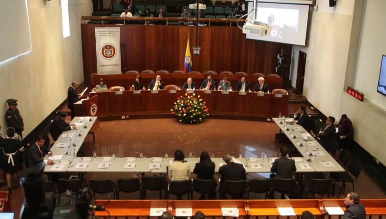 Corte Constitucional ordenó garantizar salud oral a los reclusos del país