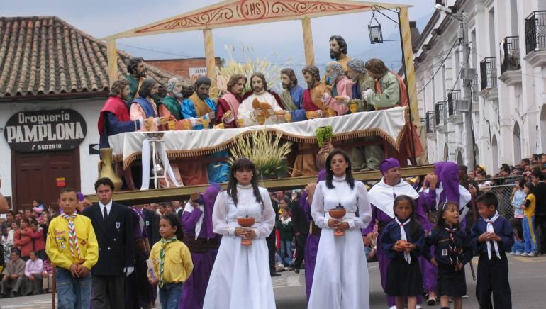 Semana Santa en Pamplona no podrá financiarse con plata del municipio