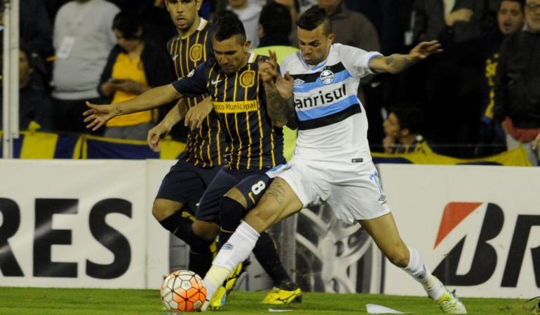 Rosario Central Copa Libertadores cuartos de final: Rosario Central, rival de Nacional en los cuartos de final de la Copa Libertadores