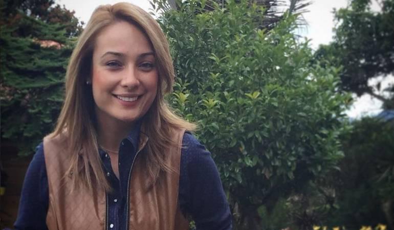 Mónica Jaramillo dio a luz su primer hijo: Mónica Jaramillo publicó una foto junto a su primer hijo recién nacido