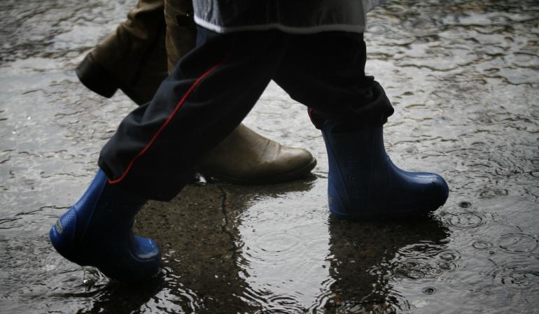 Inundación Sativanorte: Inundación provocó alerta en Sativanorte, Boyacá