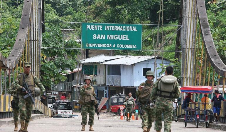sueño americano inmigrantes ilegales: Las rutas de los ilegales que pasan por Colombia buscando el sueño americano