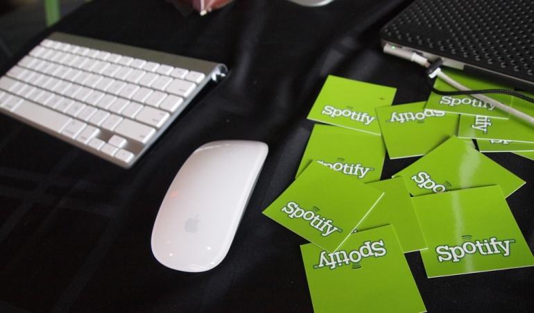Spotify quiere competir con Netflix: Spotify quiere competir en el mercado de las series originales