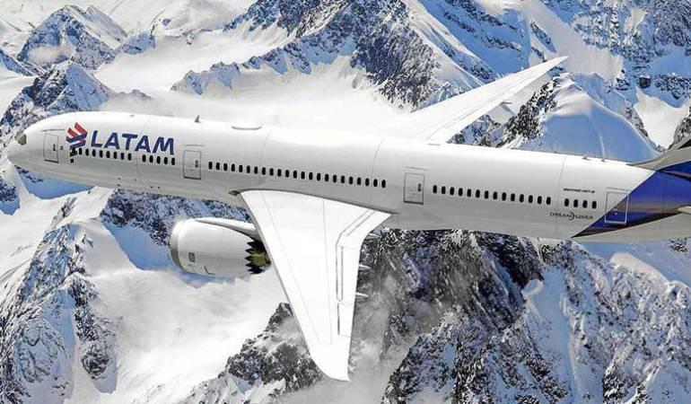 Grupo Latam Airlines pone a volar su nueva marca global