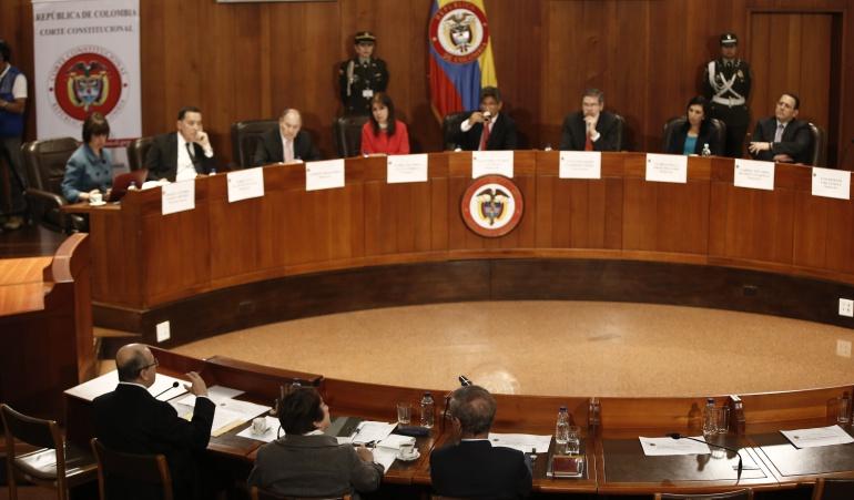 Reelección en Colombia: Se mantiene la prohibición de reelección presidencial en Colombia