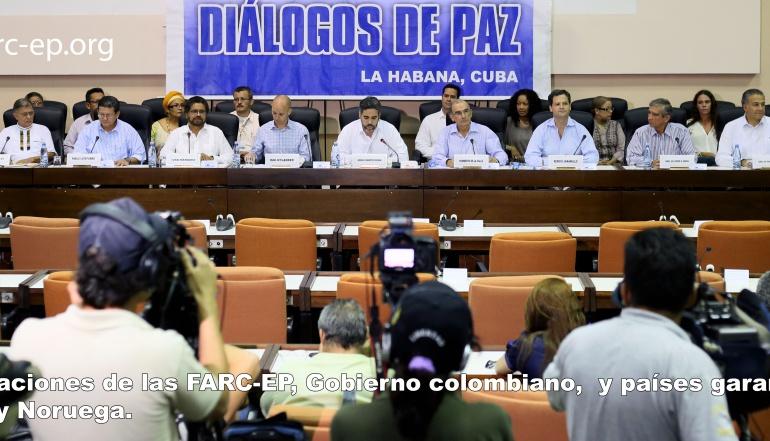 Proceso de paz Colombia: Gobierno y Farc acuerdan mecanismos para blindar acuerdos de paz