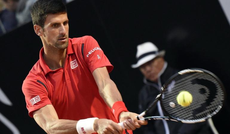 Djokovic Murray Final abierto de Roma: Novak Djokovic derrota a Nishikori y enfrentará a Murray en la final de Roma