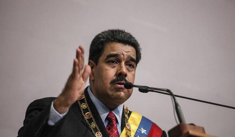 Nicolás Maduro ordena encarcelar a empresarios de plantas paralizadas