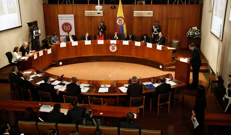 Proceso paz Farc: Corte Constitucional convoca audiencia sobre el plebiscito para el 26 de mayo