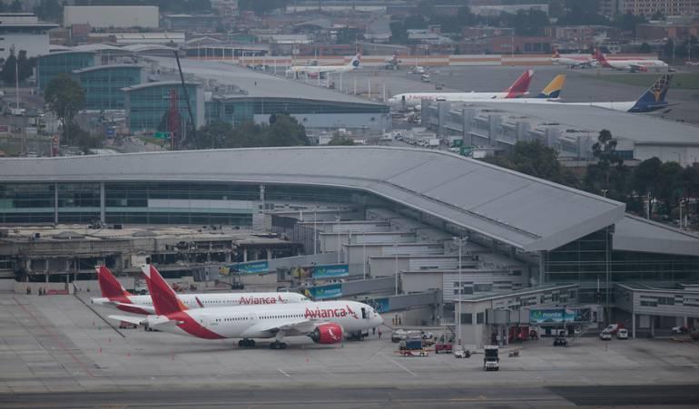 Vuelos aeropuerto El dorado: Fallas en sistemas afectaron operación del aeropuerto El Dorado