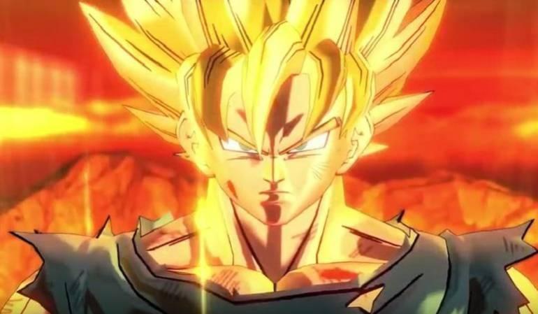 Dragon Ball Xenoverse 2: Confirmado el lanzamiento de Dragon Ball Xenoverse 2