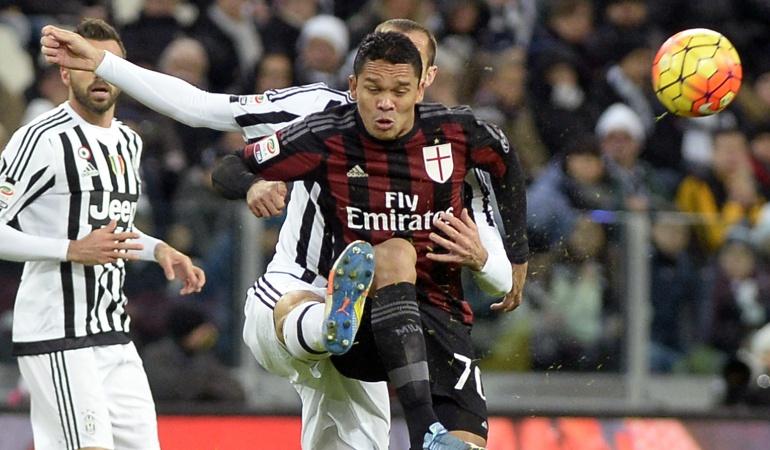 Números de Juventus y Milán en la Copa Italia