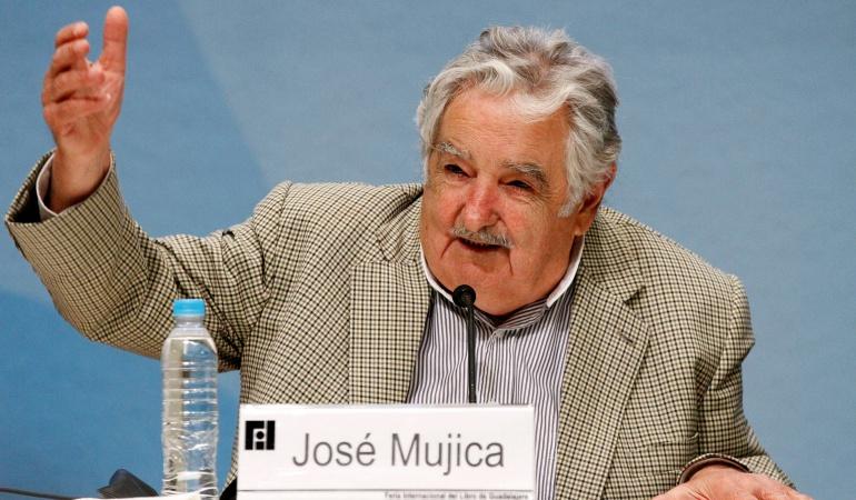 """José Mujica sobre Nicolás Maduro: José Mujica dice que """"Maduro está loco como una cabra"""""""