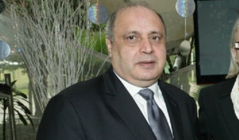 Abdul Waked, sancionado por Estados Unidos por presunto blanqueo de capitales del narcotráfico.