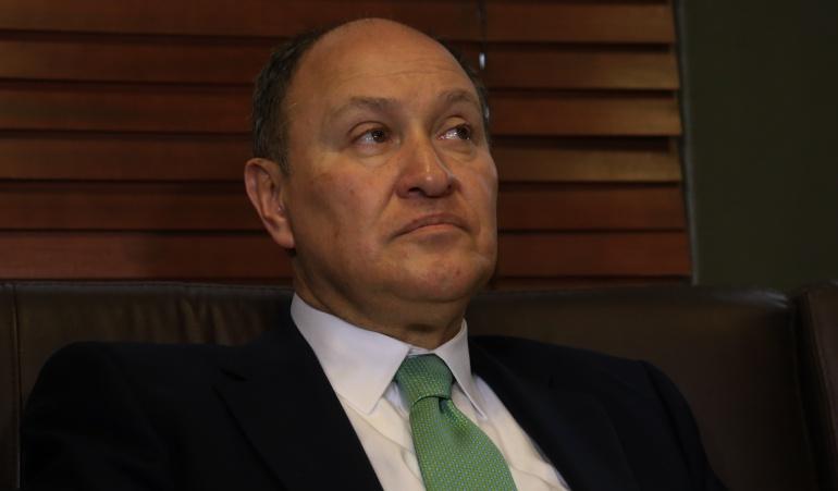 Alberto Rojas Ríos - Magistrado.