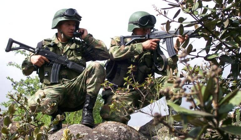 Ejército frustró atentado y neutralizó un guerrillero del ELN en Boyacá: Ejército frustró atentado y neutralizó un guerrillero del ELN en Boyacá