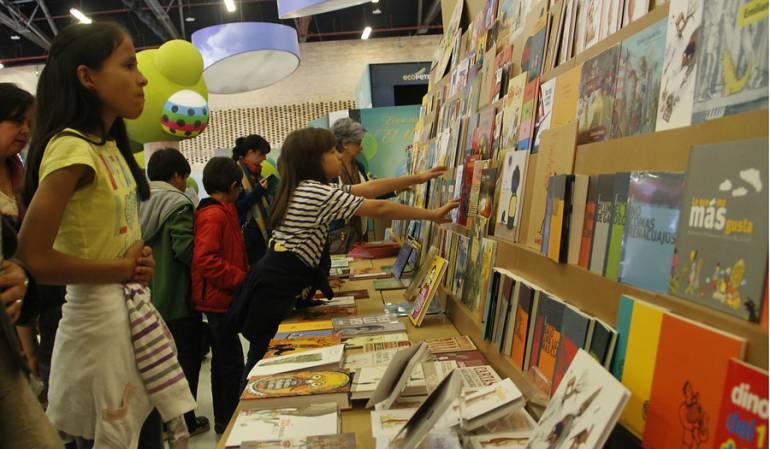Festival Iberoamericano de Literatura Infantil y Juvenil: Bogotá recibe el primer Festival Iberoamericano de Literatura Infantil y Juvenil