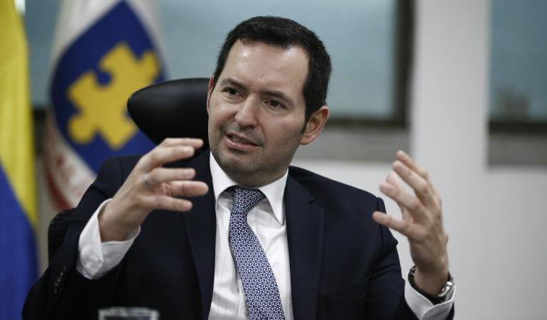 Fiscal General Jorge Perdomo