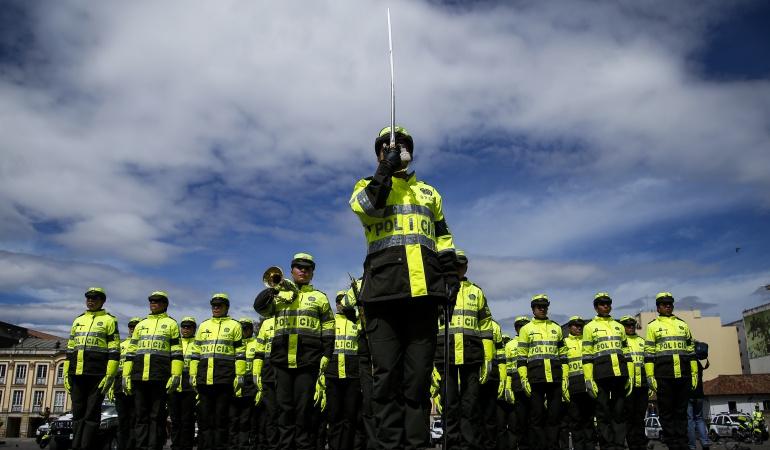 Reforma al Código de Policía: Radican ponencia para tercer debate a reforma al Código de Policía
