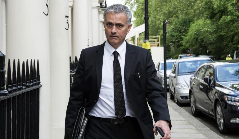 Mourinho Manchester United: Mourinho será presentado este viernes como nuevo técnico del Manchester United