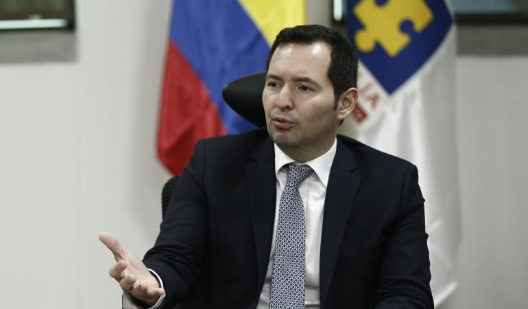 Jorge Perdomo, fiscal general