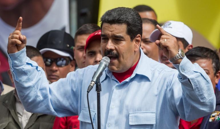 Crisis en Venezuela: Maduro acusa a Almagro de instar a la intervención extranjera en Venezuela
