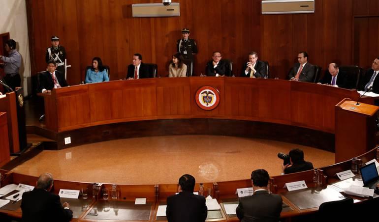 Reforma Equilibrio de Poderes: Corte salvó la cuestionada Sala Administrativa de la Judicatura