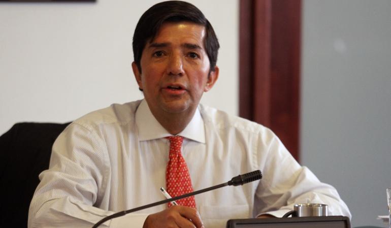José Agustín Suárez Alba, magistrado de la Sala Administrativa del Consejo Superior de la Judicatura.