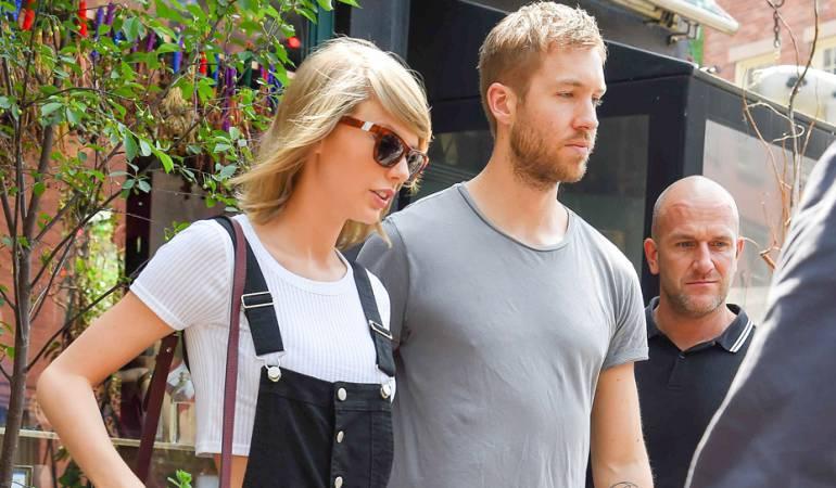 Calvin Harris termina su relación con Taylor Swift: Calvin Harris acude a Twitter para explicar su ruptura con Taylor Swift
