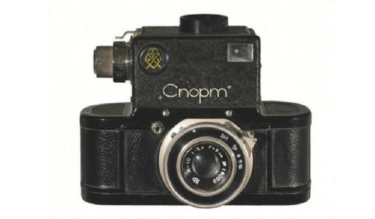 Cámara soviética: La cámara soviética que cambió para siempre la forma en la que tomamos fotos
