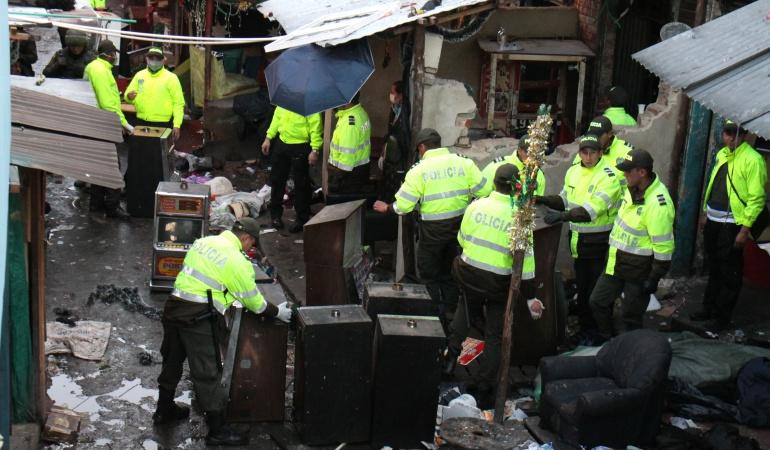 Absolución de cabecillas del Bronx: La absolución de alias Homero y Mosco, cabecillas del Bronx