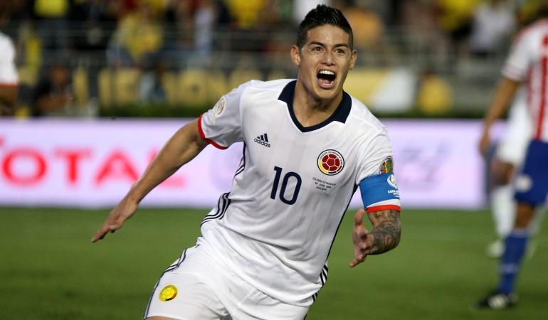James Rodríguez no jugará en partido ante Costa Rica: ¿Quién debería reemplazar a James ante Costa Rica?