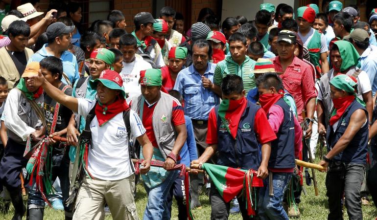 Ordenan medidas urgentes para proteger cultura indígena del Cauca