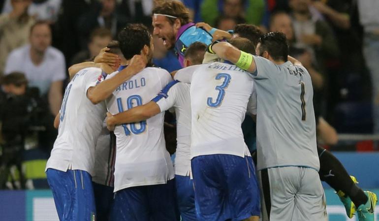 Bélgica Italia Eurocopa: Italia apela a su poder defensivo para derrotar a la dura Bélgica