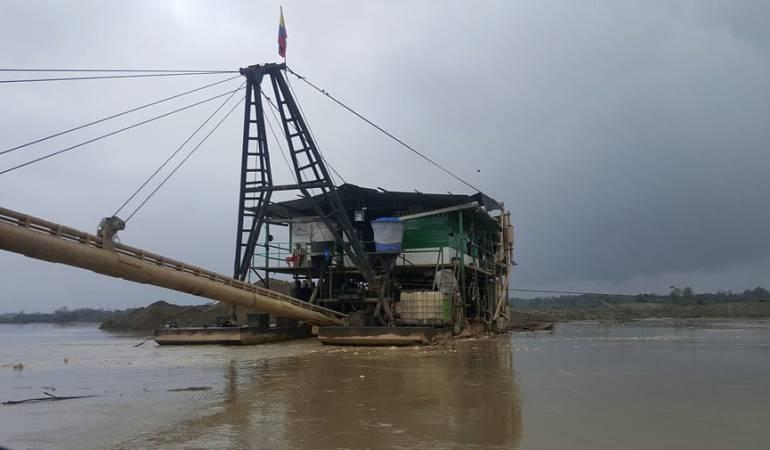 Minería Colombia: Corte tumba creación de áreas estratégicas mineras en 20 departamentos