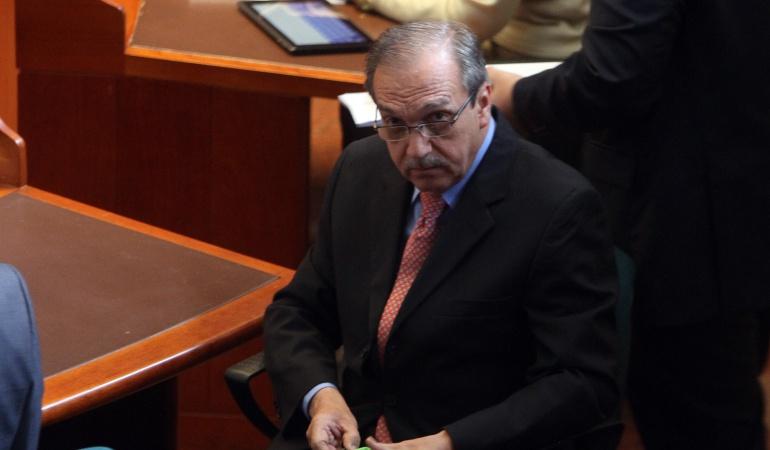 Falsos testigos Fiscalía: Luis Alfredo Ramos le pide al Gobierno atacar carteles de falsos testigos