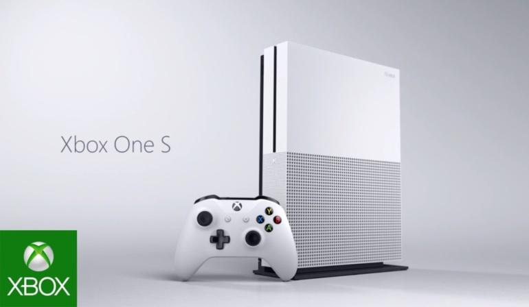 Microsoft E3: Xbox One S y Project Scorpio: E3: Microsoft presentó la Xbox One S y una consola compatible con realidad virtual
