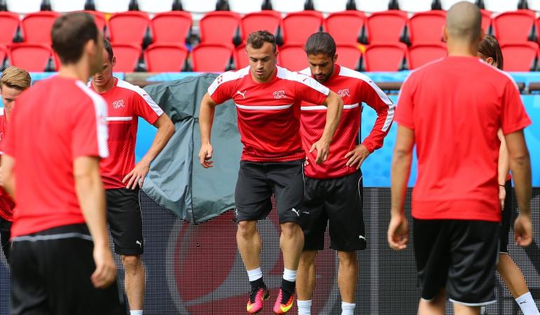 Suiza Rumanía Eurocopa: Suiza busca cerrar su clasificación ante Rumanía