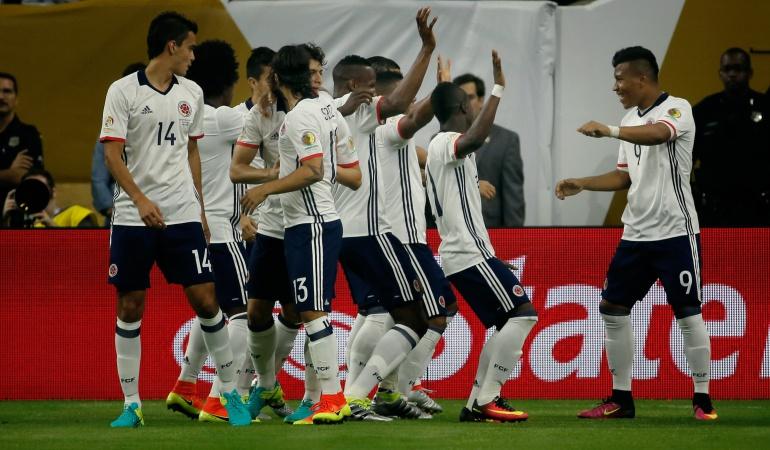 Carlos Sánchez Colombia Copa América Centenario: Somos un equipo que siempre quiere ir por más: Carlos Sánchez