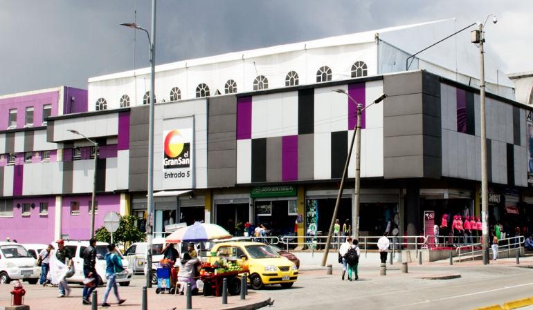 Acceso a personas discapacitadas en el centro comercial El Gran San: Centro Comercial El Gran San deberá garantizar acceso a personas discapacitadas